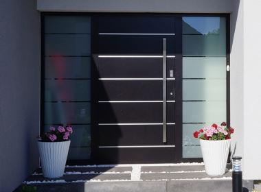 Portes en aluminium: Pourquoi opter pour ce type de portes ?