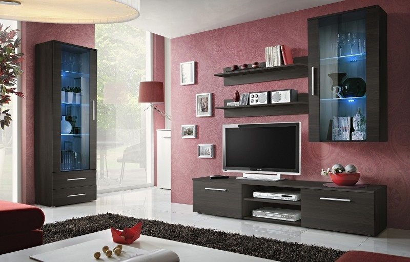 Bellis 3 - meuble tv moderne