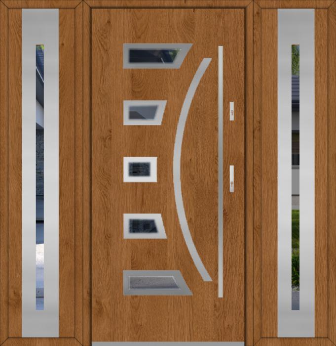 Fargo 23 T - porte double vantaux