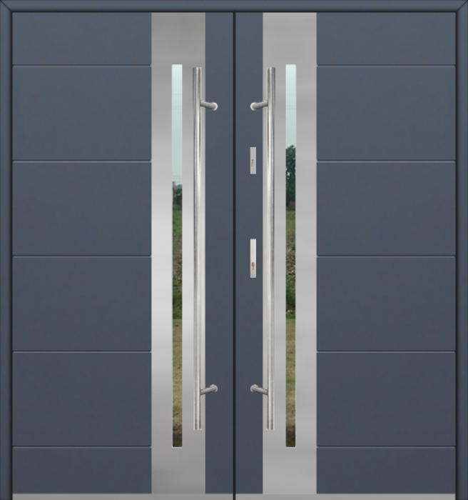 Fargo 26 double - portes d'entrée double / portes françaises