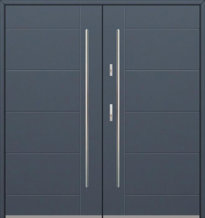 Fargo 26 D double - portes d'entrée double / portes françaises