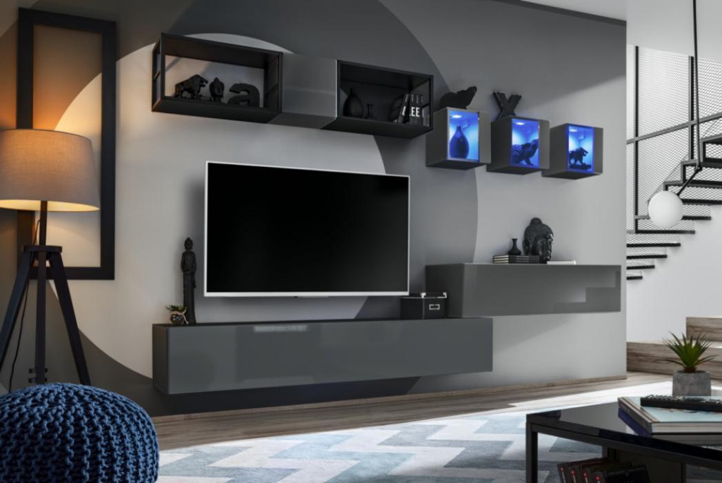 Shift M3 - Meuble TV mural moderne