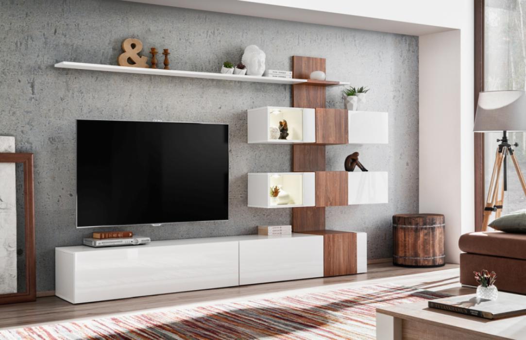 Omaha - meuble tv moderne