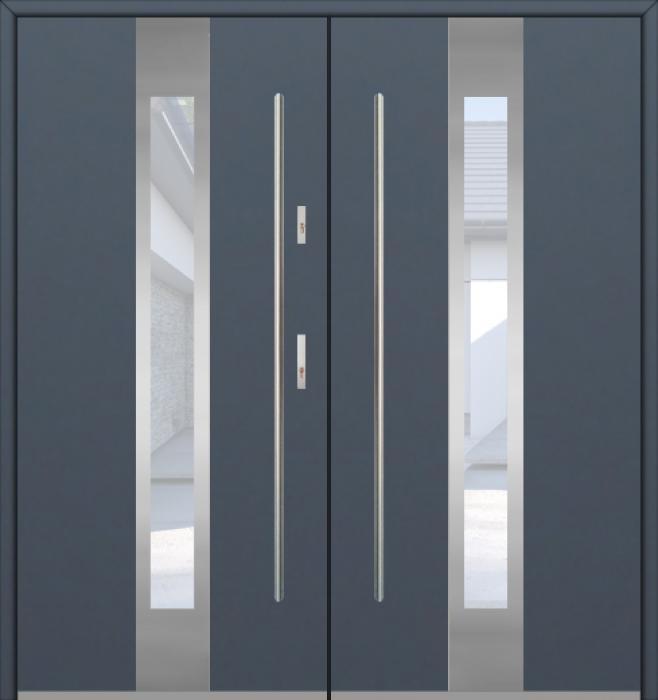 Fargo 30 double - portes d'entrée double / portes françaises