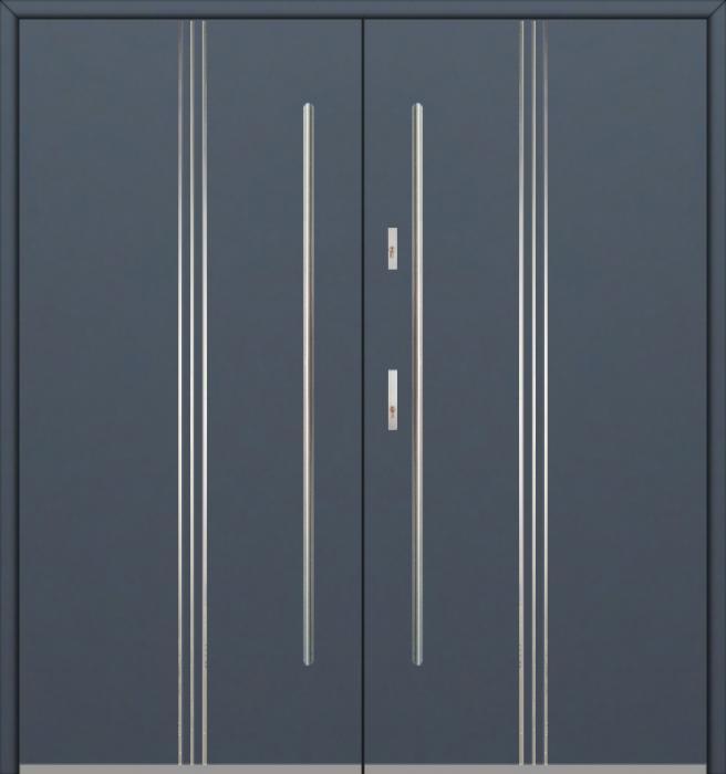 Fargo 32 double - portes d'entrée double / portes françaises