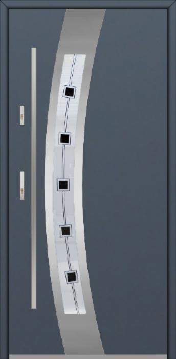 Fargo 38A - porte d entrée simple
