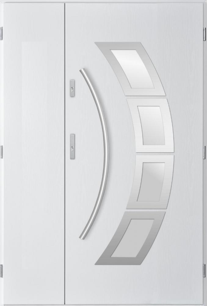 Sta Taurus Uno - porte d entrée vitrée double
