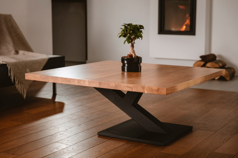 ZAFF 107 - Interieurs Table