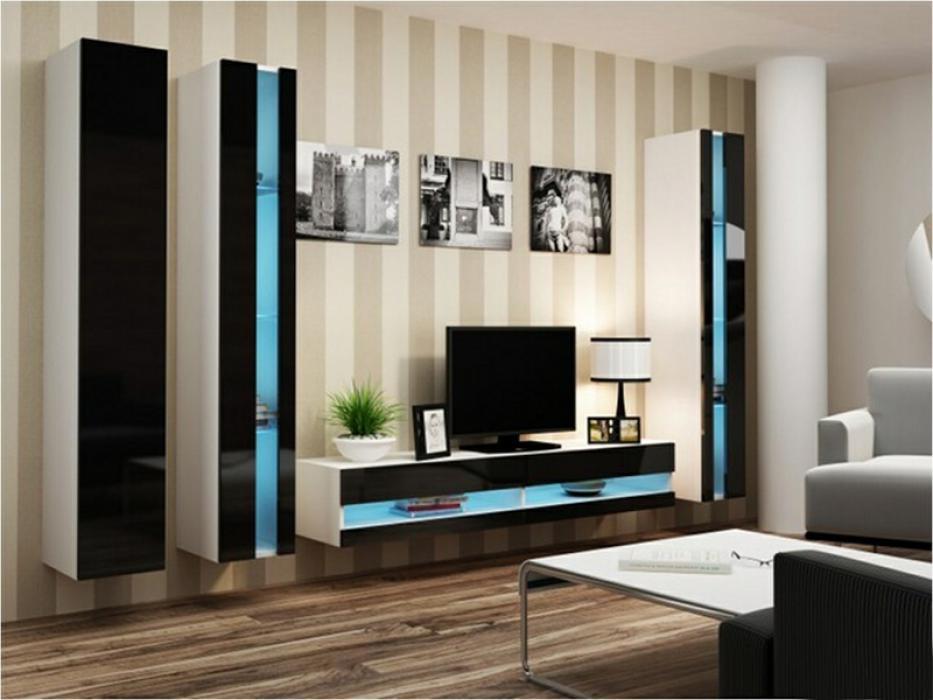 Seattle B4 - meuble tv hifi