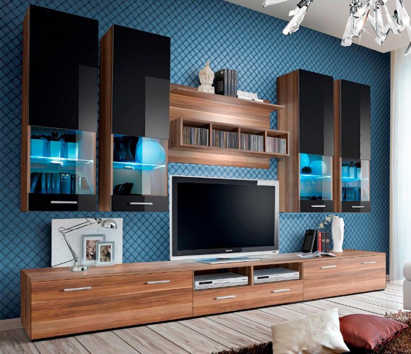 Torino 6 - meuble tv haut