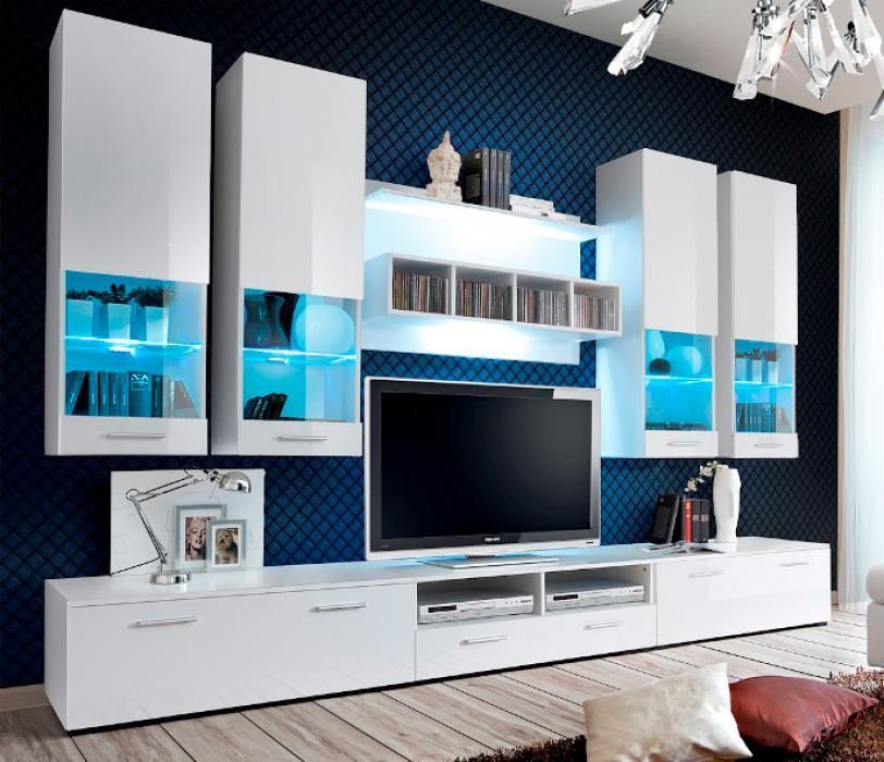 Montreal 1 - meuble tv avec rangement