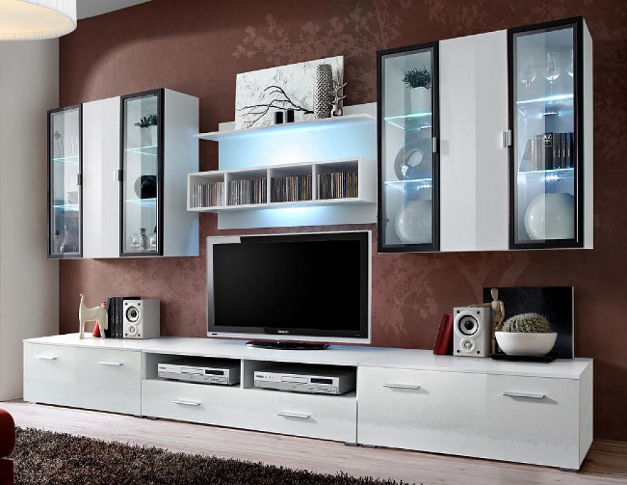 Malmo 3 - salon meuble tv