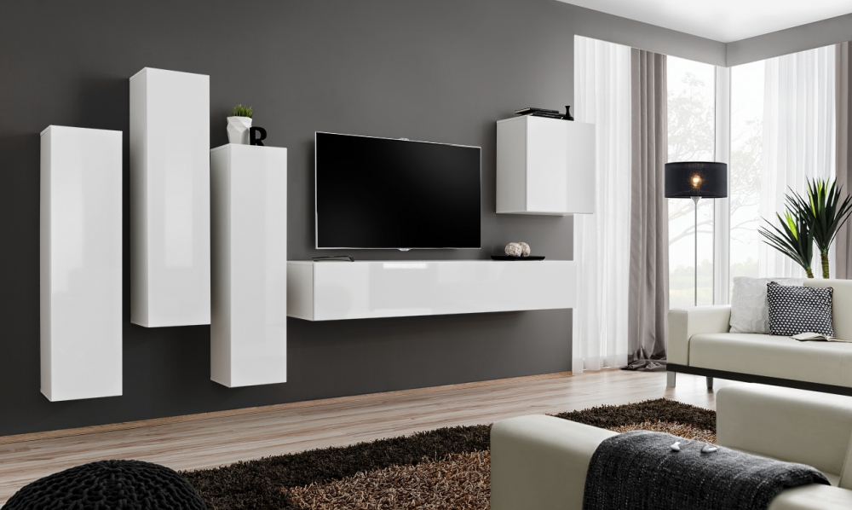 Shift 3 - meuble tv avec rangement