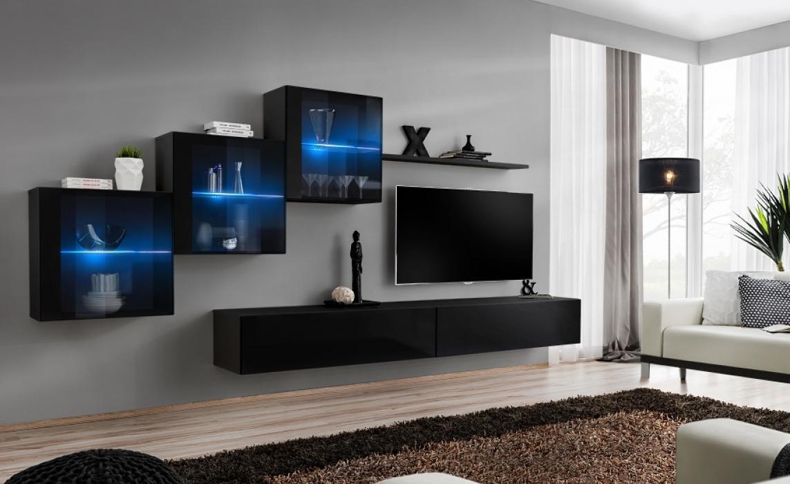 Shift 20 - intérieur meuble tv