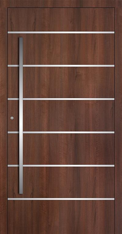 LIM AP04 - porte d'entrée en aluminium