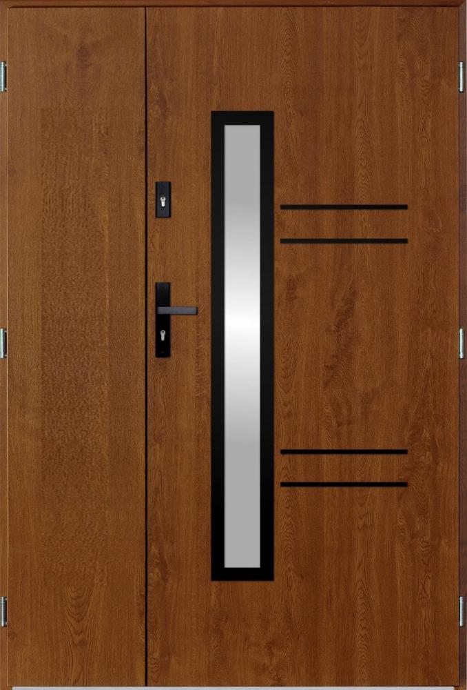 Sta Avila Neo Uno - porte d entrée double sécurisée