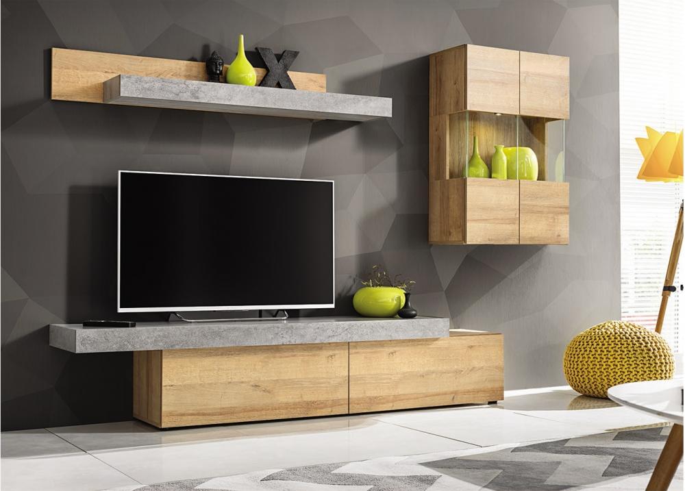 Ascon - meuble tv moderne