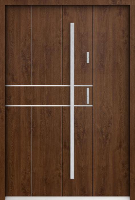 Sta Darwin Uno - Porte d'entrée avec lateraux
