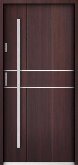 Sta Darwin - portes entree
