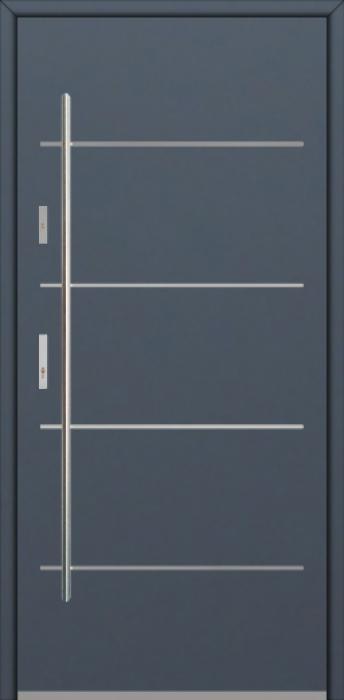 Fargo Fi03A - porte aluminium