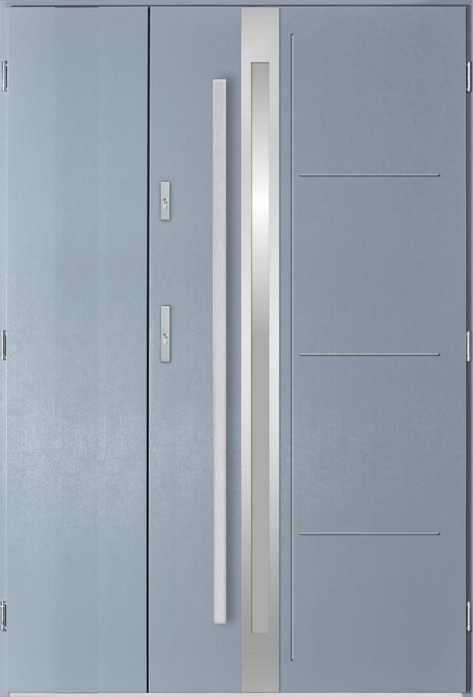 Sta Galileo Uno - porte double vantaux