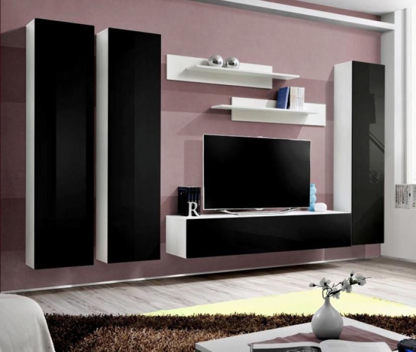 Idea d2 - intérieur meuble tv