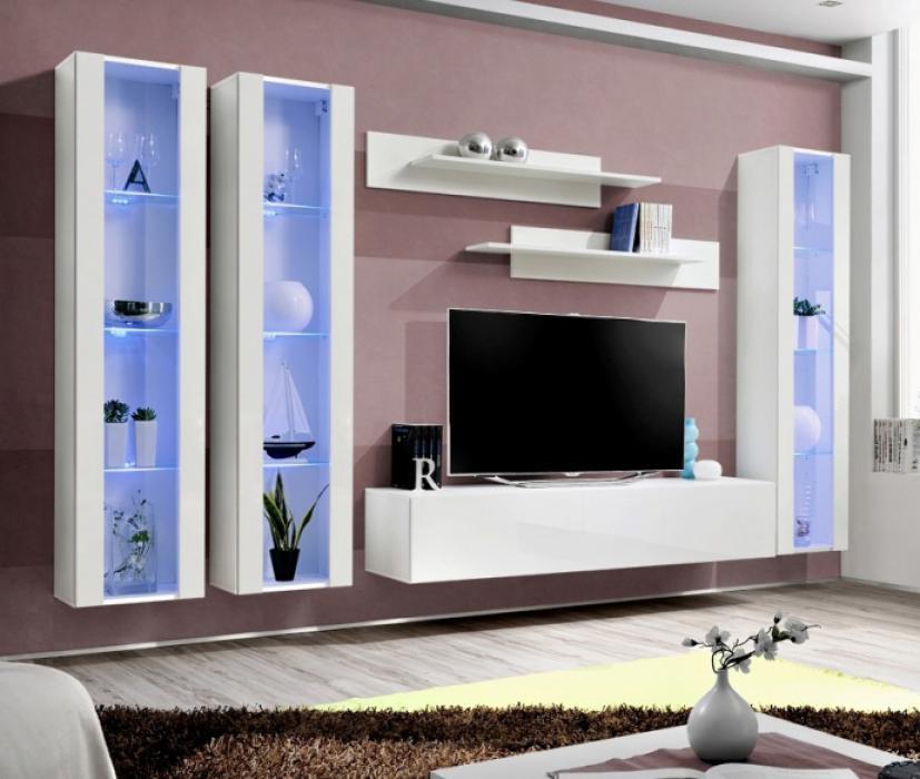 Idea d6 - meuble tv haut