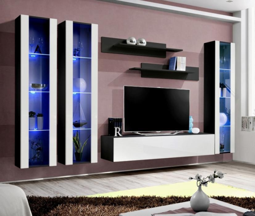 Idea d7 - meuble tv avec rangement
