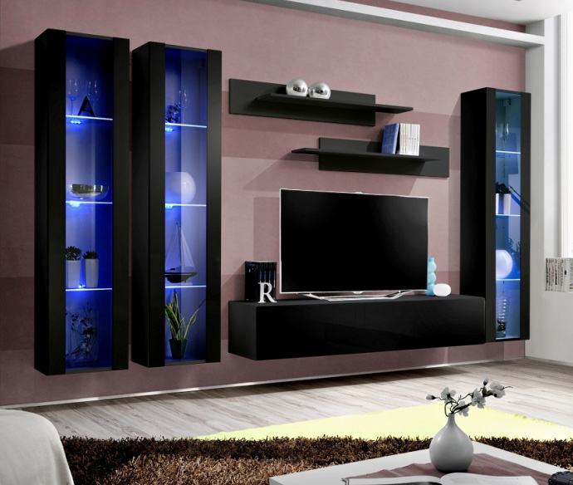 Idea d8 - grand meuble tv
