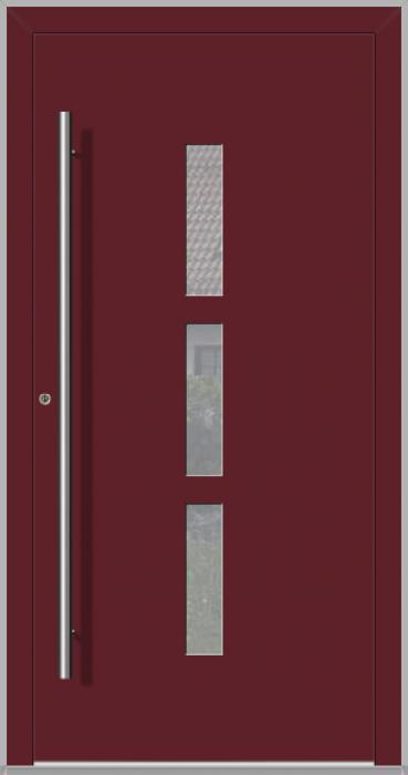 LIM Modus - portes d'entrée en aluminium pour maisons