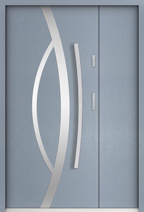Sta Kastor Uno - porte d entrée double sécurisée