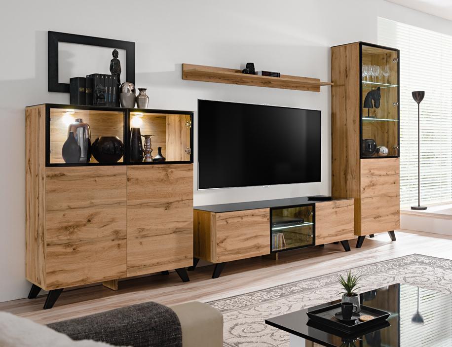 Tampa - meuble tv home cinema