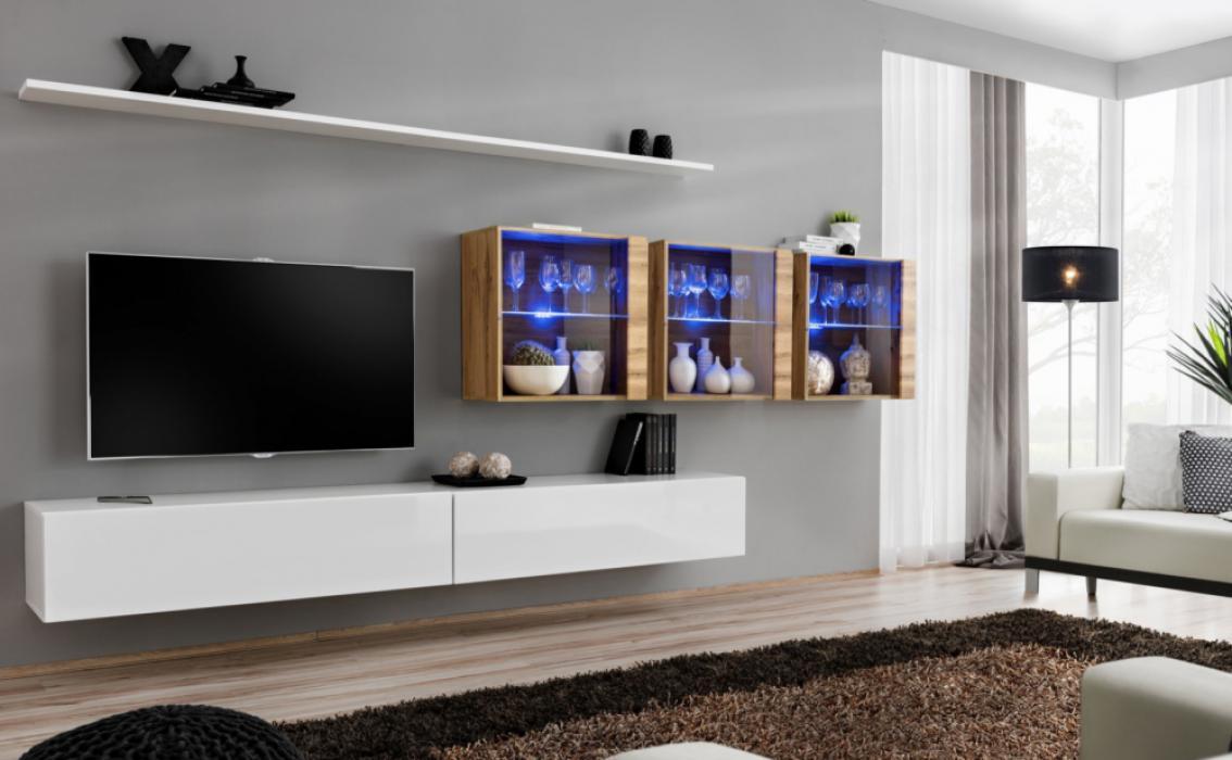 Shift 17 - meuble tv led