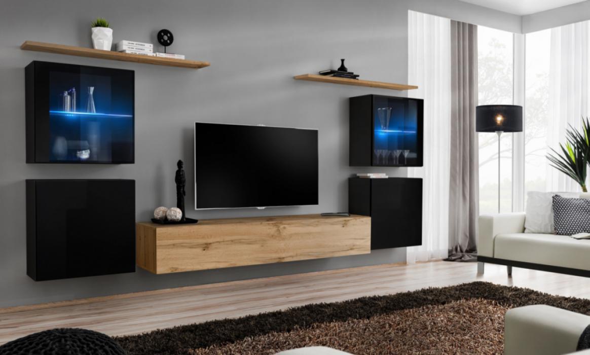 Shift 14 - meuble tv haut