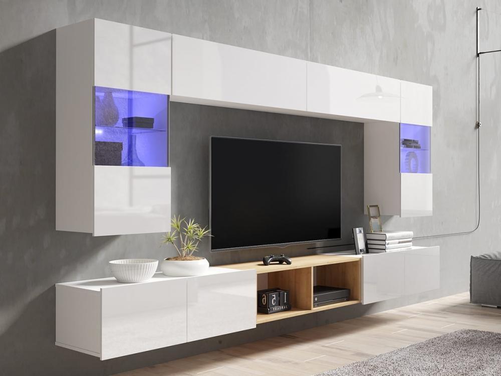 Cela 23 - Meuble TV Mural