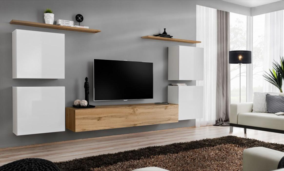 Shift 4 - salon meuble tv