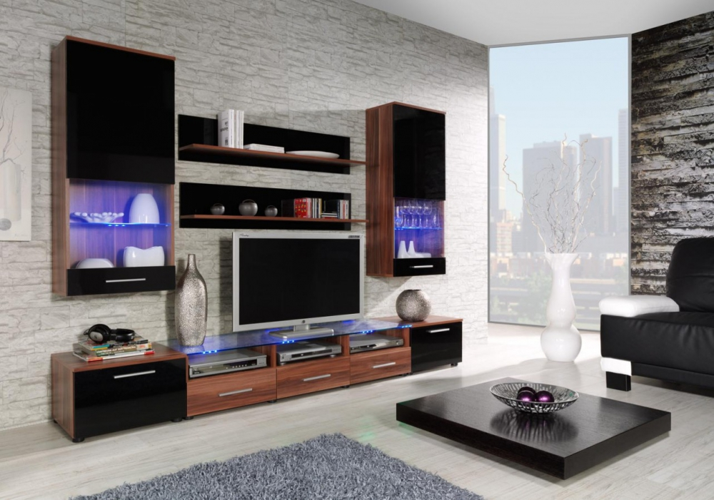 Chicago 3 - meuble tv hifi