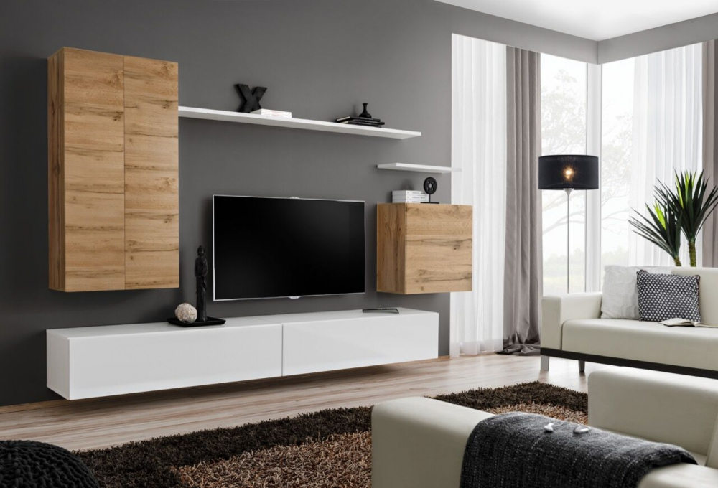 Shift 2 - ensemble meuble tv