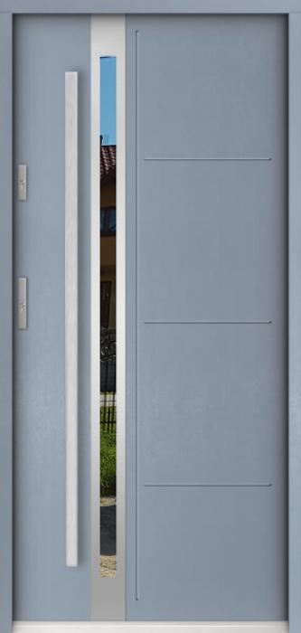 Sta Galileo - portes entree