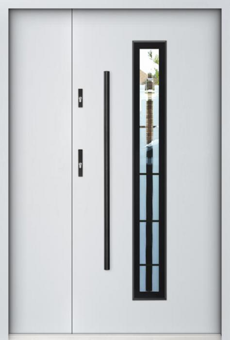 Sta Kepler 3D Uno - porte double vantaux