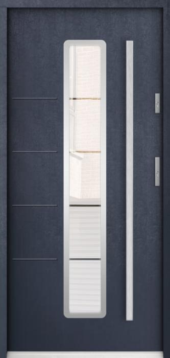 Sta Antares - porte entree vitree