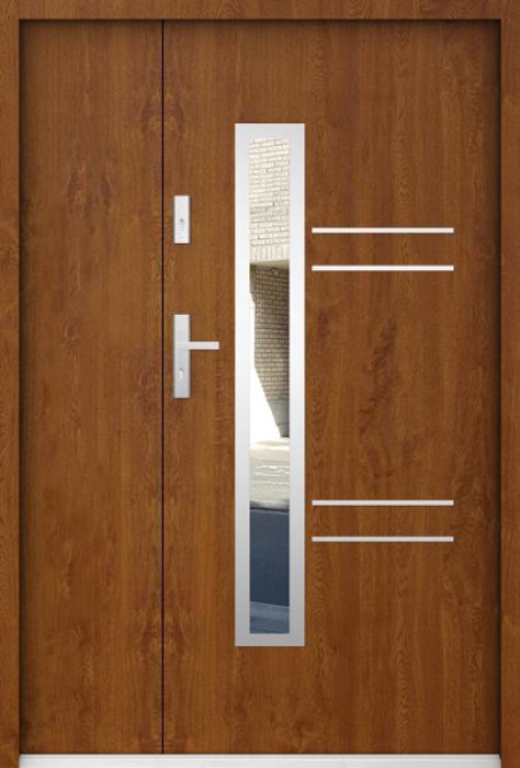 Sta Avila Uno - porte d entrée double
