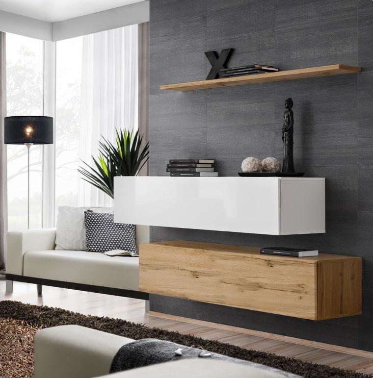 Shift SB II - intérieur meuble tv