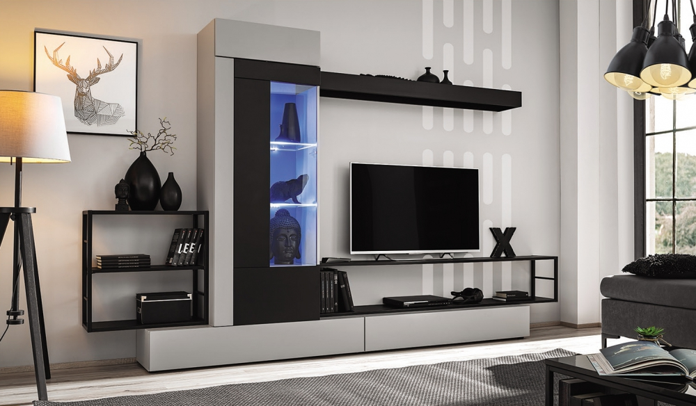 Asreb - meuble tv home cinema