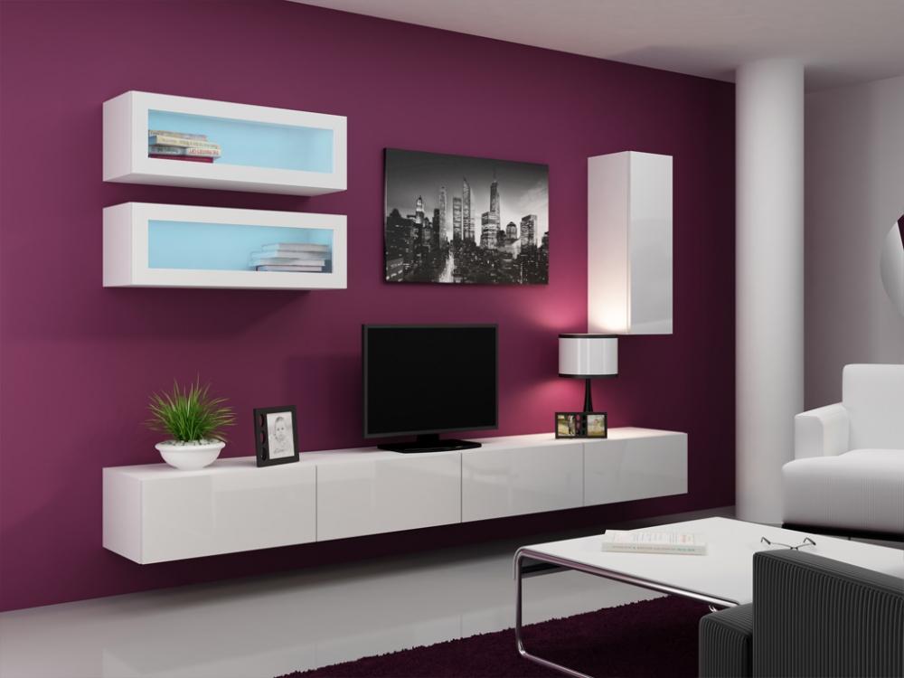 Seattle C1 - meuble tv moderne