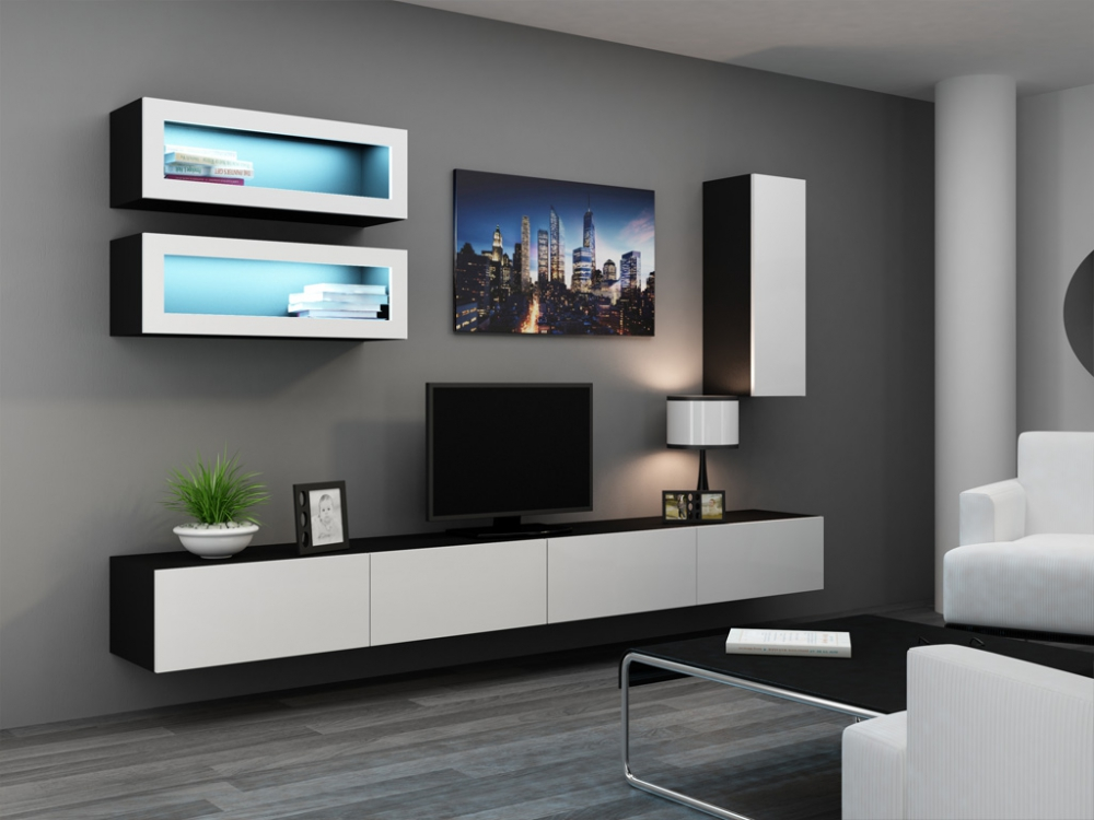 Seattle C3 - meuble de télévision