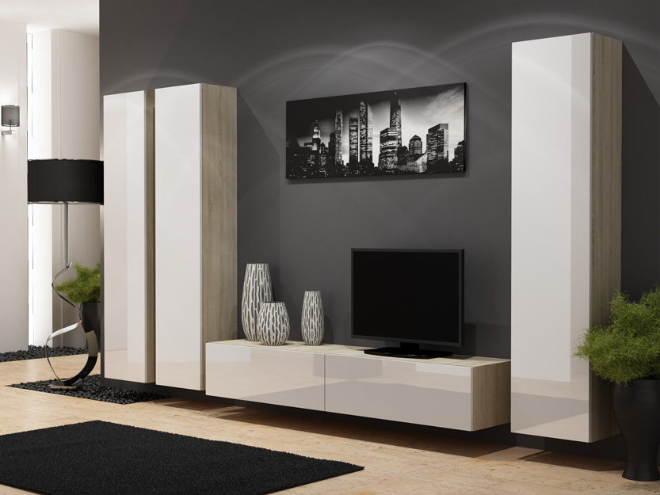 Seattle D4 - meuble tv home cinema