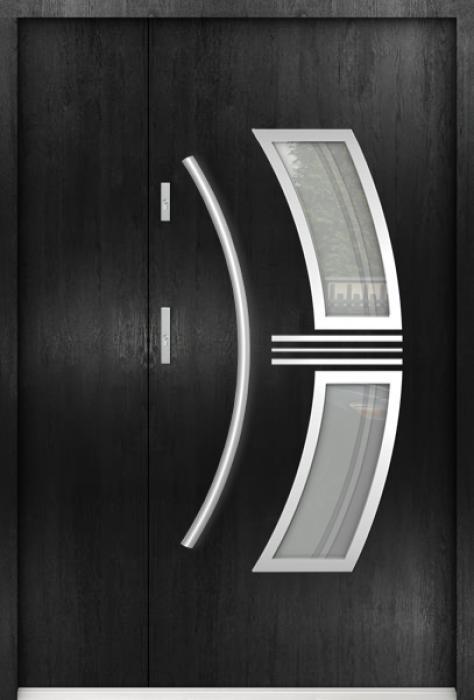 Sta Sirius Uno - porte d entrée double