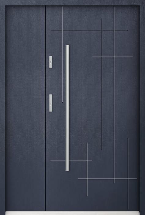 Sta Stark Uno - Porte avec 1 panneau latéral