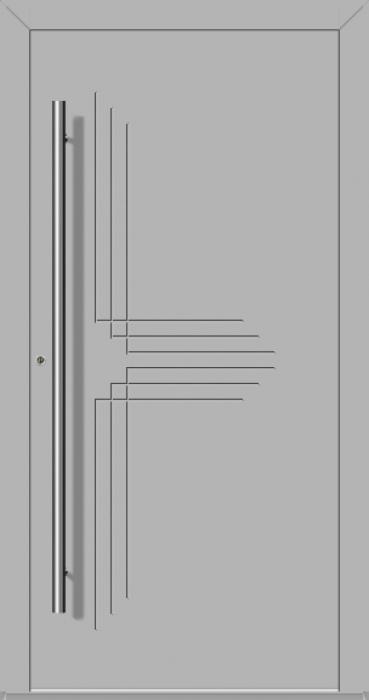 LIM Hawk-t - porte d'entrée en aluminium massif
